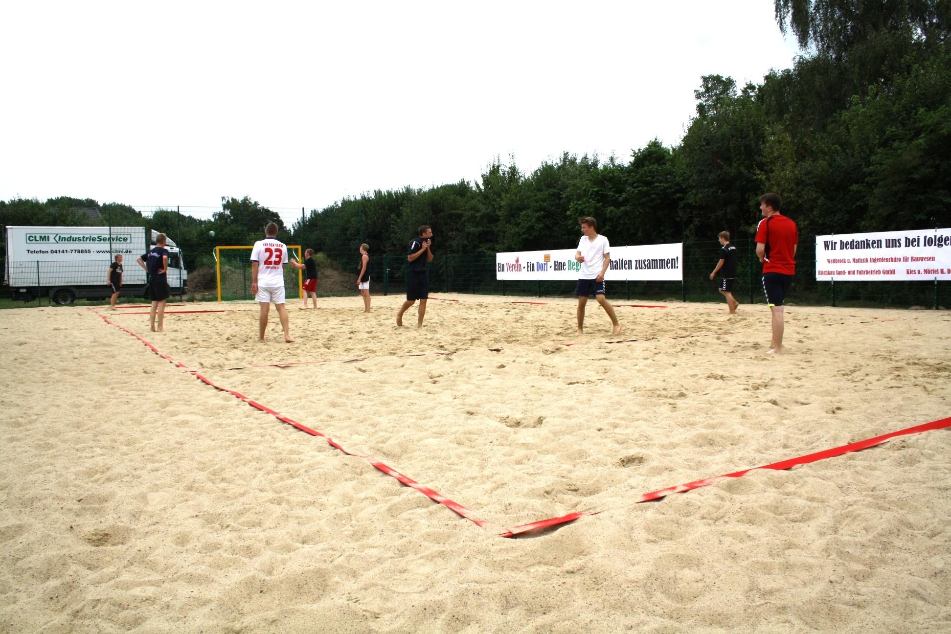 Beachplatz Beckdorf 02