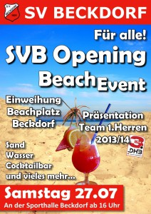 SVB Opening 2013 01