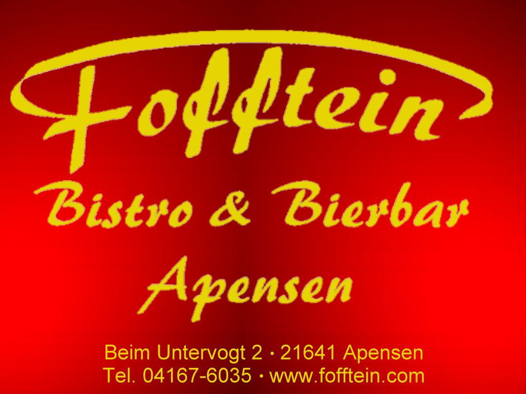 Fofftein Bistro Bierbar