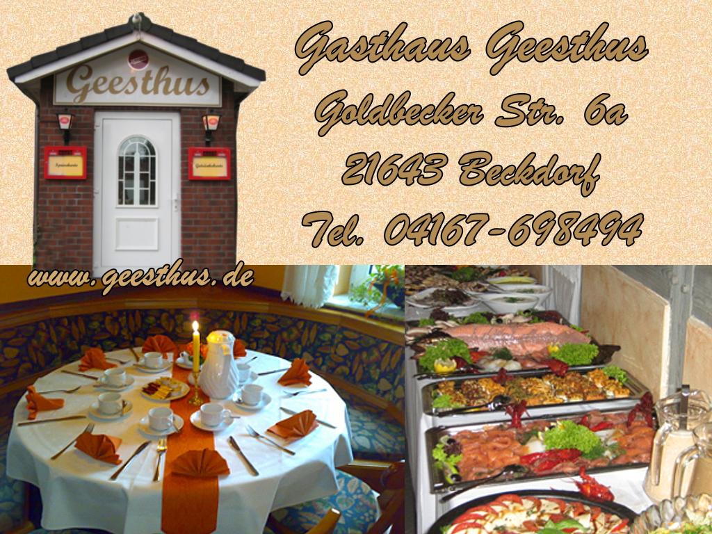 Gasthaus Geesthus