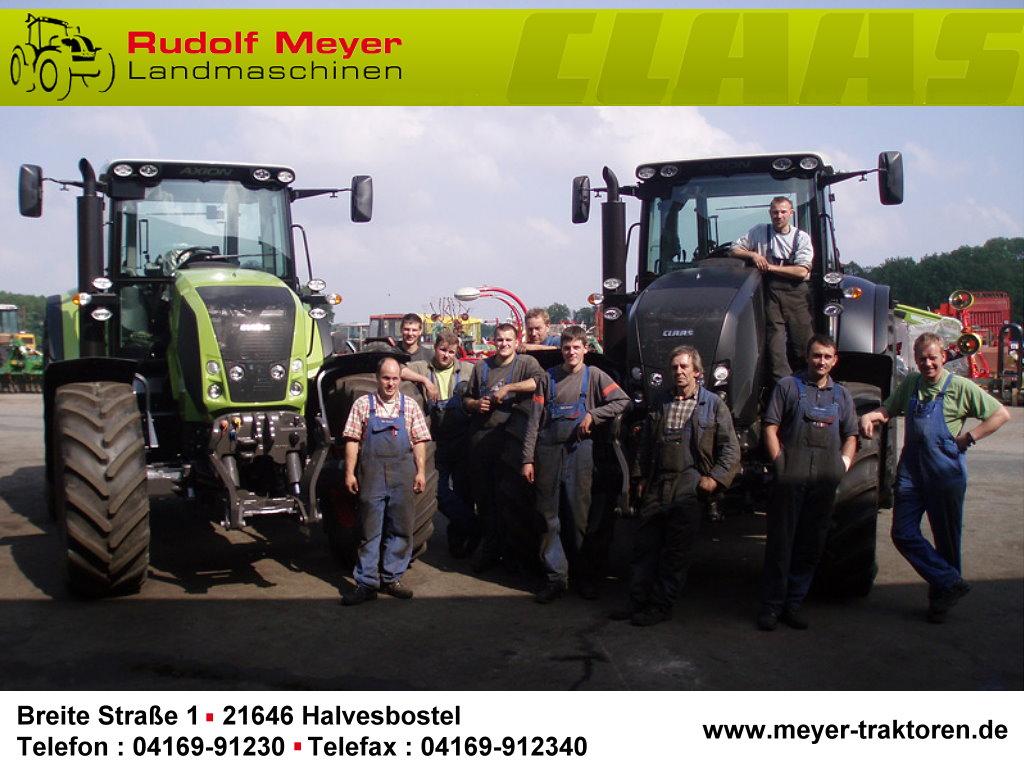 Rudolf Meyer Landmaschinen